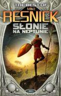 Okładka książki - Słonie na Neptunie