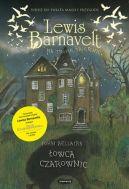 Okładka - Lewis Barnavelt na tropie tajemnic. Łowca czarownic