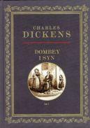 Okładka ksiązki - Dombey i syn