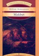 Okładka książki - Makbet