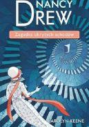 Okładka - Nancy Drew. Zagadka ukrytych schodów.