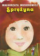 Okładka ksiązki - Sprężyna