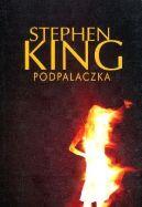 Okładka książki - Podpalaczka