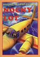 Okładka ksiązki - Nocny lot