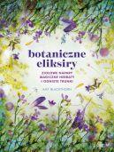 Okładka książki - Botaniczne eliksiry