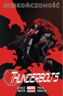 Okładka ksiązki - Thunderbolts  Nieskończoność, tom 3