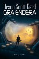 Okładka książki - Gra Endera