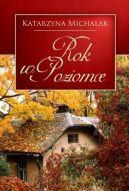Okładka ksiązki - Rok w Poziomce