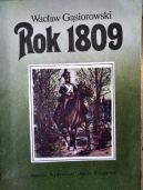 Okładka książki - Rok 1809