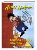 Okładka ksiązki - Karlsson z Dachu lata znów