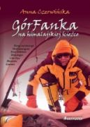Okładka książki - GórFanka na himalajskiej ścieżce