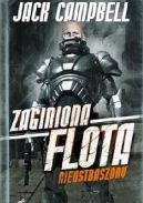 Okładka książki - Zaginiona flota Nieustraszony