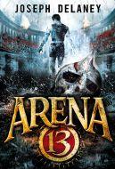 Okładka książki - Arena 13