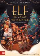 Okładka - Elf do zadań specjalnych. 24 opowiadania
