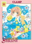 Okładka książki - CARD CAPTOR SAKURA: TOM 10