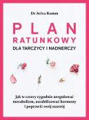 Okładka książki - Plan ratunkowy dla tarczycy i nadnerczy