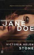 Okładka książki - Dziewczyna zwana Jane Doe