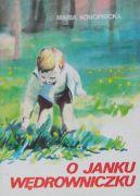 Okładka - O Janku Wędrowniczku