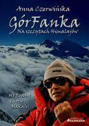 Okładka ksiązki - GórFanka. Na szczytach Himalajów