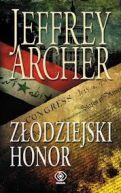 Okładka książki - Złodziejski honor