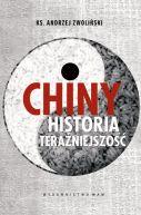 Okładka książki - Chiny. Historia, teraźniejszość