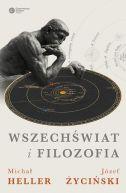 Okładka ksiązki - Wszechświat i filozofia