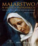 Okładka książki - Malarstwo w Muzeach Watykańskich