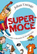Okładka książki - Super-moce