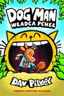 Okładka - Dogman. Władca pcheł