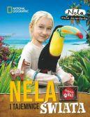Okładka książki - Nela i tajemnice świata