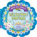 Okładka ksiązki - Niezwykłe mandale. Koloruje mama, koloruję ja. Malowanki relaksacyjne dla dzieci i dorosłych