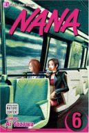 Okładka książki - Nana tom 6