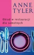 Okładka ksiązki - Obiad w restauracji dla samotnych
