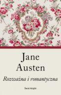 Okładka książki - Rozważna i romantyczna