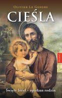 Okładka książki - Cieśla. Święty Józef - opiekun rodzin