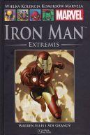 Okładka książki - Wielka Kolekcja Komiksów Marvela - 3 - Iron Man: Extremis