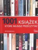 Okładka ksiązki - 1001 książek, które musisz przeczytać