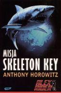 Okładka ksiązki - Misja Skeleton Key