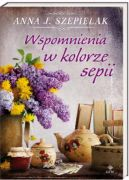 Okładka książki - Wspomnienia w kolorze sepii