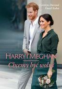 Okładka książki - Harry i Meghan. Chcemy być wolni