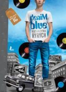 Okładka ksiązki - Denim blue