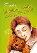 Okładka ksiązki - Bociany zawsze wracają do gniazd