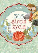 Okładka książki - 365 stron życia 2019