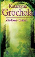 Okładka książki - Zielone drzwi