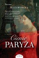 Okładka książki - Cienie Paryża