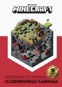 Okładka ksiązki - Minecraft. Podręcznik użytkowania czerwonego kamienia