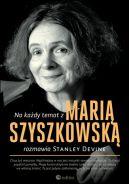Okładka książki - Na każdy temat z Marią Szyszkowską