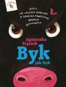 Okładka ksiązki - Byk jak byk. Rzecz nie całkiem poważna o całkiem poważnych błędach językowych