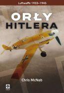Okładka ksiązki - Orły Hitlera