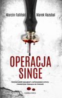 Okładka książki - Operacja Singe